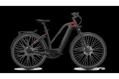 Flyer Gotour6 7.10 Damen  E-Bike 2018 | Schwarz