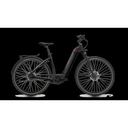 Flyer Gotour6 7.10 Tiefeinsteiger E-Bike 2018 | Schwarz