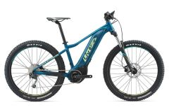 LIV Vall-E+3 S5 Damen E-Bike Hardtail 27,5 2018 | Dark Green