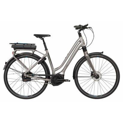 Giant Prime E+0 BD Tiefeinsteiger City E-Bike 2018 | Metallic Grey