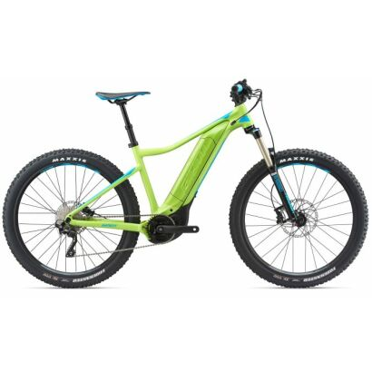 "Giant Dirt-E+ 2 Pro E-Bike Hardtail 27,5"" 2018 | Green/Blue"