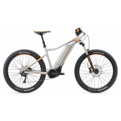 "Giant Dirt-E+ 2 Pro E-Bike Hardtail 27,5"" 2018 | Grey/Neon Orange"