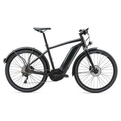 Giant Quick-E+ S5 Gravel Urban E-Bike 2018 | Metallic Antracite