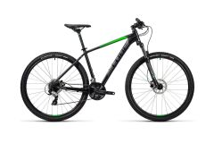 Cube Aim Pro 29 - MTB Hardtail 2016 | black n green