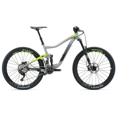"""Giant Trance 1.5 GE 27,5"""" Fully 2018   Gray"""