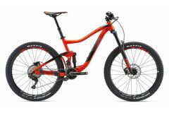 Giant Trance 2 GE 27,5 Fully 2018 | Neon Red