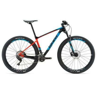 Giant XTC Advanced 29er 2 GE Race Hardtail 2018 | Carbon/Red