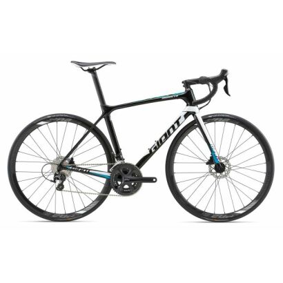 Giant TCR Advanced 2 Disc Rennrad 2018 | Black