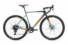 Giant TCX Advanced SX Cyclocrosser 2018 | Grey/Black