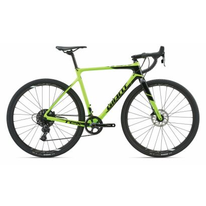 Giant TCX Advanced SX Cyclocrosser 2018 | Neon Green