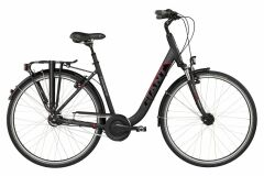 Giant Tourer Tiefeinsteiger Trekkingbike 2018 | Black/Red