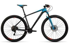 Cube Reaction GTC 2x 29 - MTB Hardtail 2016 | iridium n blue