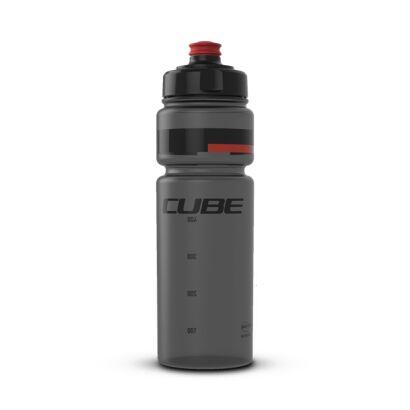 Cube Trinkflasche 0,75l TEAMLINE black´n´red´n´blue