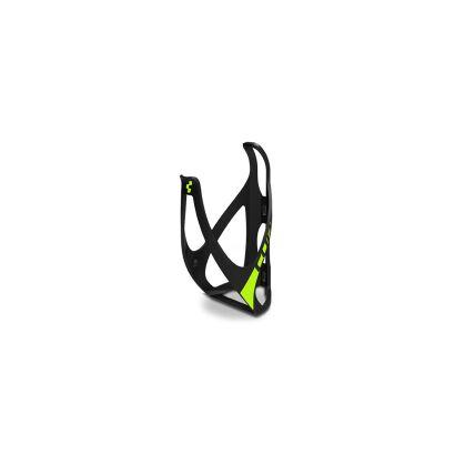 Cube Flaschenhalter HPP matt black´n´classic green