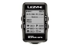 Lezyne Computer Super GPS Option 1