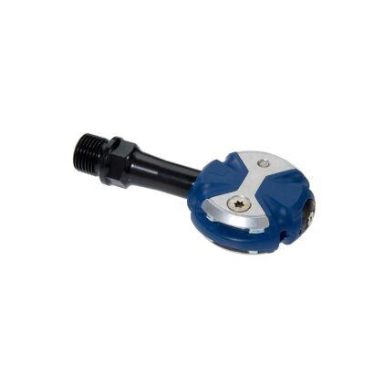 Speedplay Zero Pedalsystem inkl. Walkable Cleats blau / CrMo