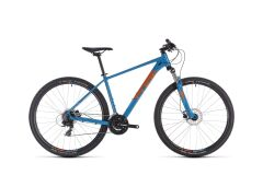 Cube Aim Pro 27,5 MTB Hardtail 2019 | blue´n´orange