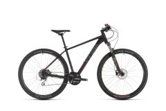 Cube Aim Race 29 MTB Hardtail 2019 | black´n´red