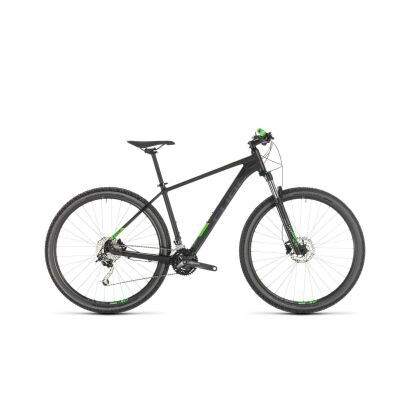 Cube Analog 27,5 MTB Hardtail 2019 | black´n´green