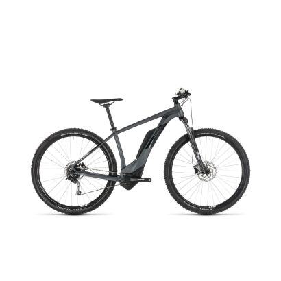 Cube Reaction Hybrid ONE 500 27,5 E-MTB 2019 | iridium´n´white