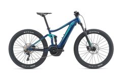 Liv Embolden E+ 1 E-Bike Fully 2019 | Steelblue-Teal Matt