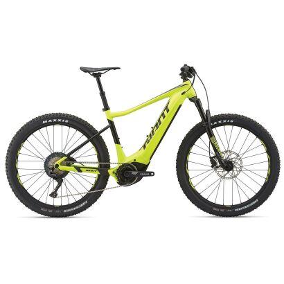Giant Fathom E+ 1 Pro E-Bike Hardtail 2019 | Neonyellow-Black Matt