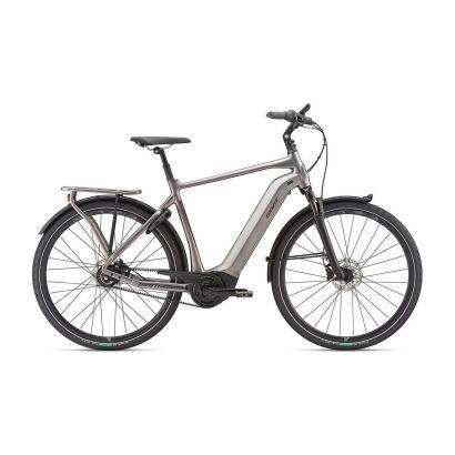 giant dailytour e 1 bd gts e bike trekking 2019 anthracite. Black Bedroom Furniture Sets. Home Design Ideas