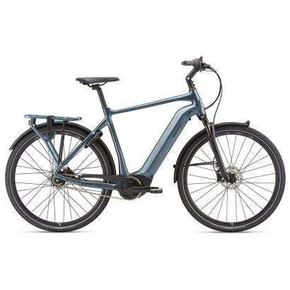 Giant DailyTour E+ 2 GTS E-Bike Trekking 2020 | Steelblue