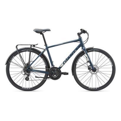 giant escape city urban city bike 2019 navyblue grey. Black Bedroom Furniture Sets. Home Design Ideas