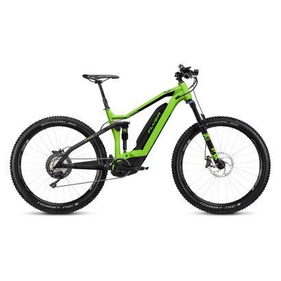 Flyer Uproc4 6.30 Fully E-Bike 2019   Apple Green/Black
