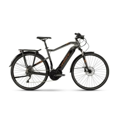Haibike SDURO Trekking 6.0 Herren E-Bike 2019   Schwarz/Titan/Bronze