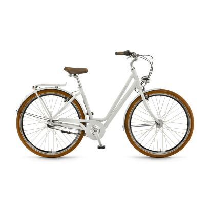Winora Jade N3 Vintage Urbanbike 2019 | Lightgrey