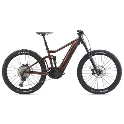 Liv Intrigue E+ 1 Pro PWR6 E-Bike Fully 2020 | Chameleon Mars