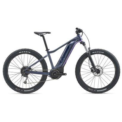 Liv Vall-E+ 3 Power E-Bike Hardtail 2020   Starrygrey / Metallicpurple Satin
