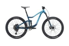 Liv Intrigue 2 MTB Fully 2020 | Metallicblue / Deepocean