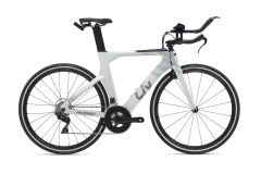 Liv Avow Advanced Damen-Triathlon-Rad 2020 | Rainbowwhite...
