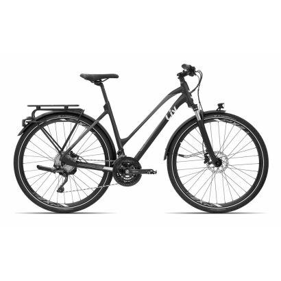 Liv LaVie SLR 1 Damen Trekkingrad 2020 | Darkgrey / Silvergrey Matt-Gloss