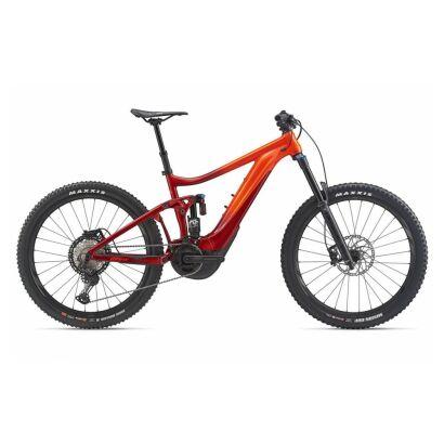 GIANT Reign E+ 1 Pro PWR6 E-Bike Fully 2021 | Neonred / Metallicred