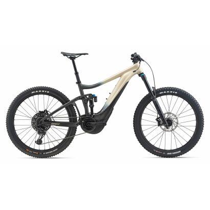 GIANT Reign E+ 2 Pro E-Bike Fully 2021   Desertsand / Tempusgrey