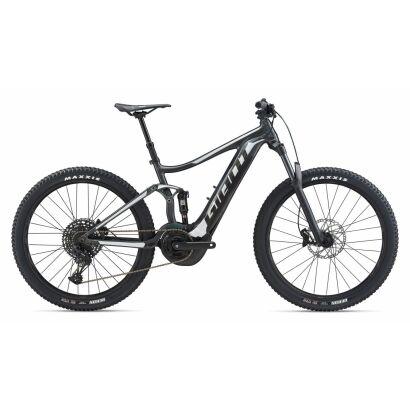 GIANT Stance E+ 1 E-Bike Fully 2020   Rainbowblack / Silver