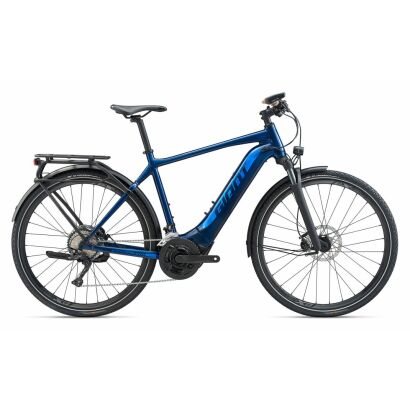 GIANT Explore E+ 0 Pro GTS PWR6 E-Bike Trekking 2020 | Navyblue / Metallicblue