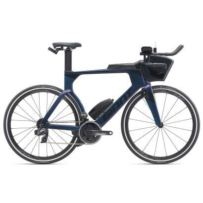 GIANT Trinity Advanced Pro 1 Triathlon-Rad 2020 | Chameleon Blue