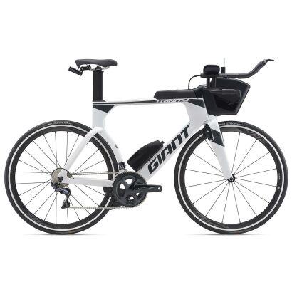 GIANT Trinity Advanced Pro 2 Triathlon-Rad 2020 | White