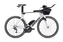 GIANT Trinity Advanced Pro 2 Triathlon-Rad 2020   White