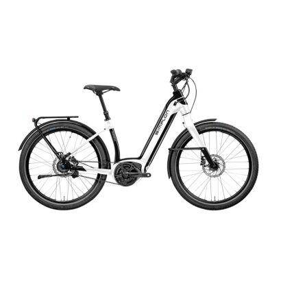 Simplon Kagu Bosch Uni XT11 Tiefeinsteiger White Glossy/ Black Glossy, BS-Edition | 2021