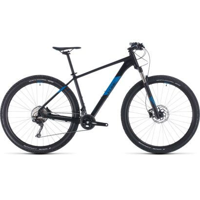 Cube Attention SL MTB Hardtail 2020 | black´n´blue