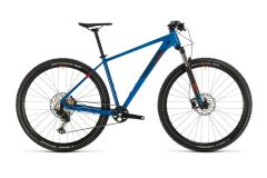Cube Reaction Pro MTB Hardtail 2020 | blue´n´red