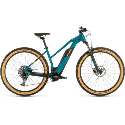 Cube Reaction Hybrid Pro 500 E-MTB 2020 | pinetree´n´orange