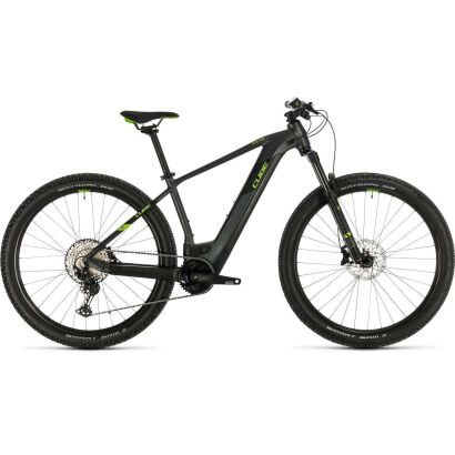 Cube Reaction Hybrid EXC 625 29 E-MTB 2020 | iridium´n´green