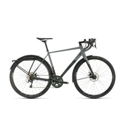 Cube Nuroad Pro FE Cyclocrosser 2020 | grey´n´black